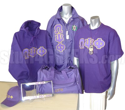 Omega Psi Phi Neo Package