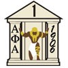 Alpha Temple Patch