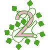 Vine Number Patch