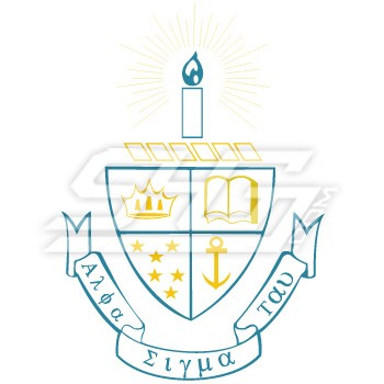 Alpha Sigma Tau Crest Patch