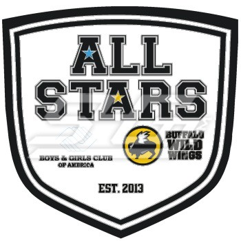 Boys & Girls Club All Stars Patch