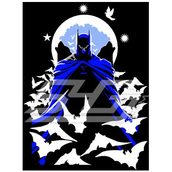 Sigma Batman Patch