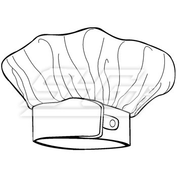 Chef's Hat Patch