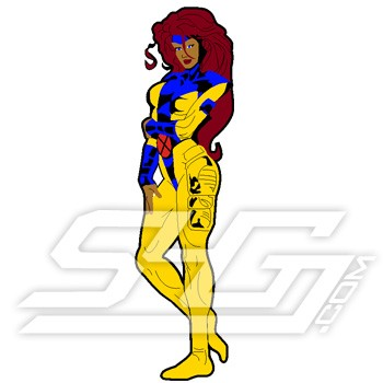 Jean Grey Patch