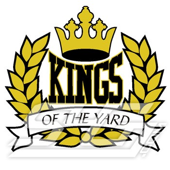 Kingz Of The Yard Patch