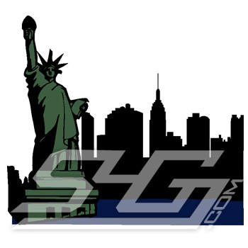 NYC Skyline Icon
