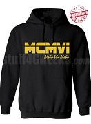 Alpha Phi Alpha Roman Numeral Founding Year Pullover Hoodie - Lifetime Embroidery Guarantee