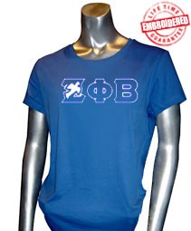 Dove Z-Phi-B T-Shirt - EMBROIDERED with Lifetime Guarantee